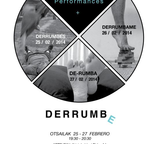 DERRUMBE_POSTER